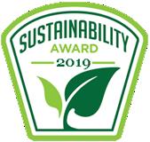 Sustainability Award 2019