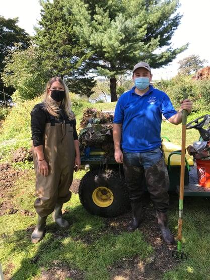Nassau County Soil Image