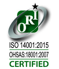 OrionISO14001OHSASCertified