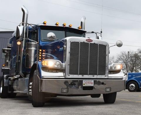 Covanta Environmental Solutions truck fleet