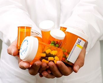 Medications and Prescriptions can be very harmful to the environment and should be properly disposed.