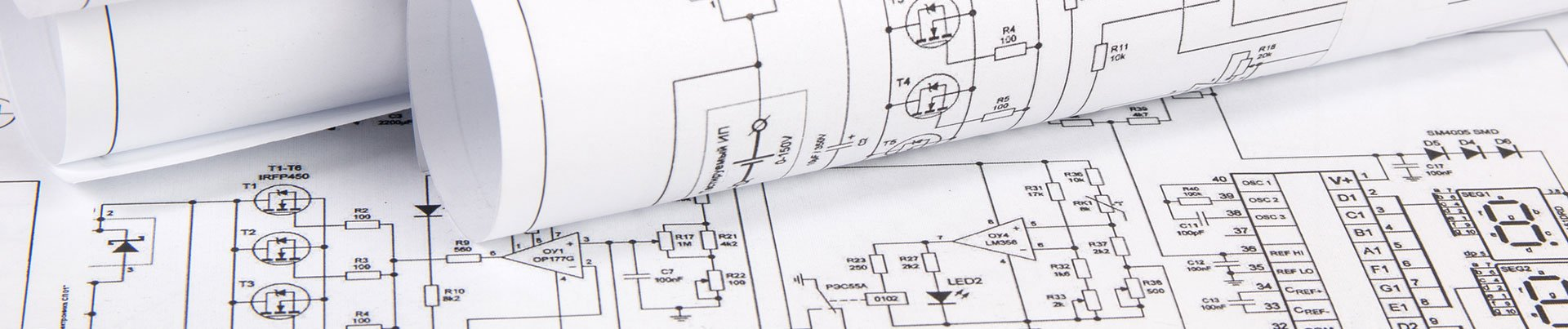 building schematics and designs