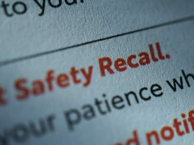 Product recalls can be a nightmare. CES can help ease the pain.