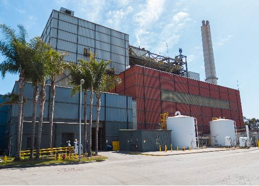 Covanta Long Beach