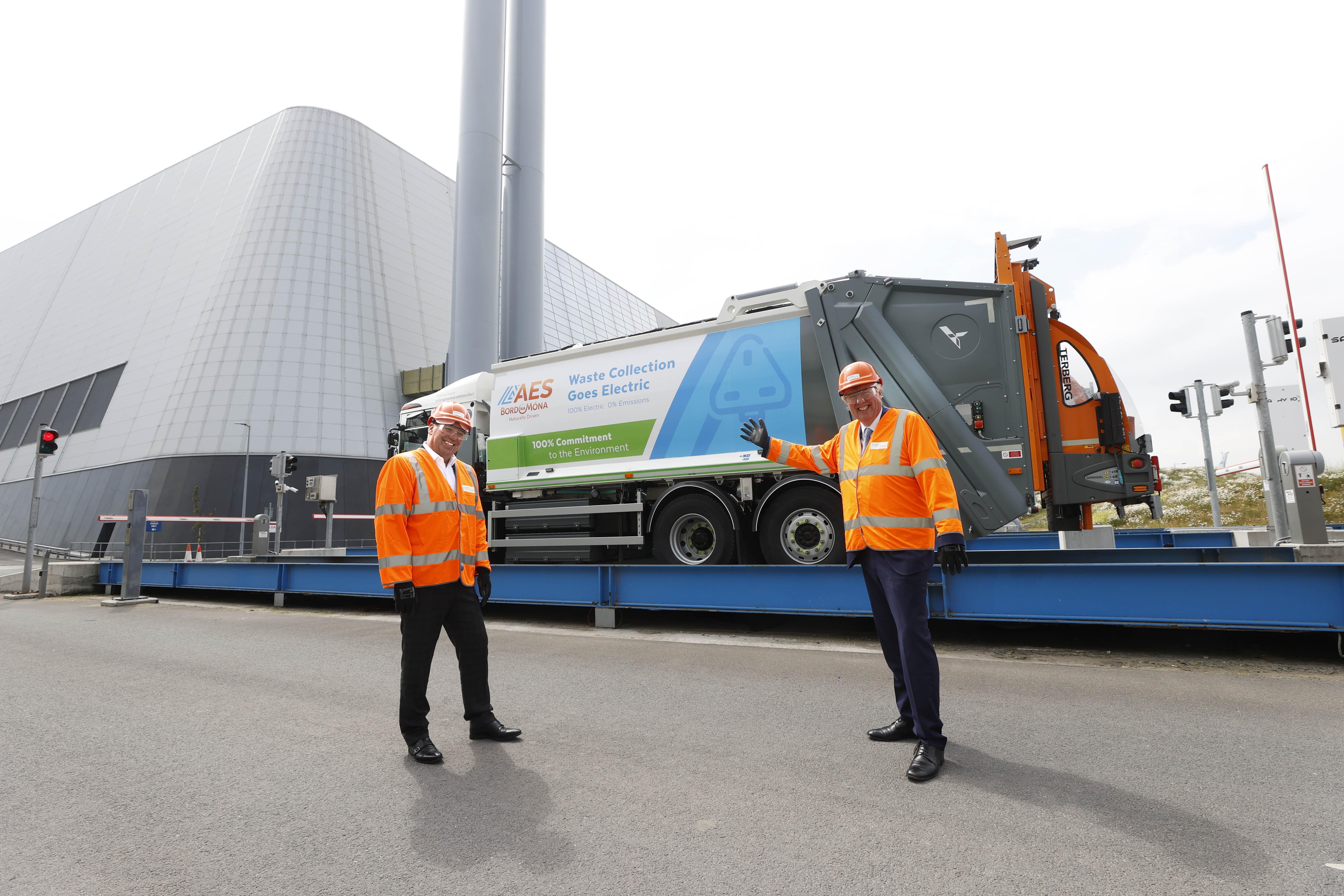 Zero-emission electric bin trucks to roll onto Irish streets