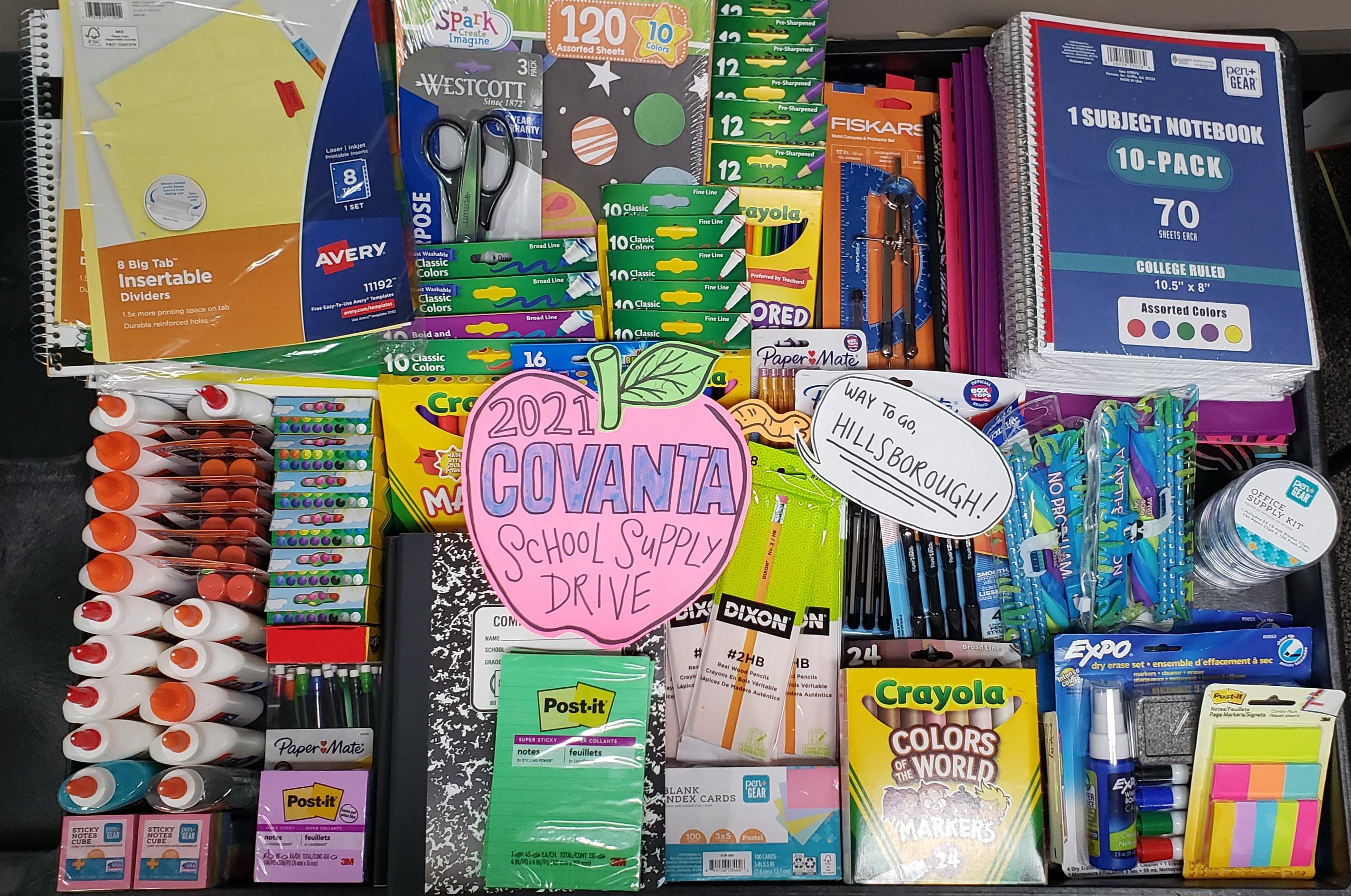Covanta Hillsborough Supports Local Elementary School