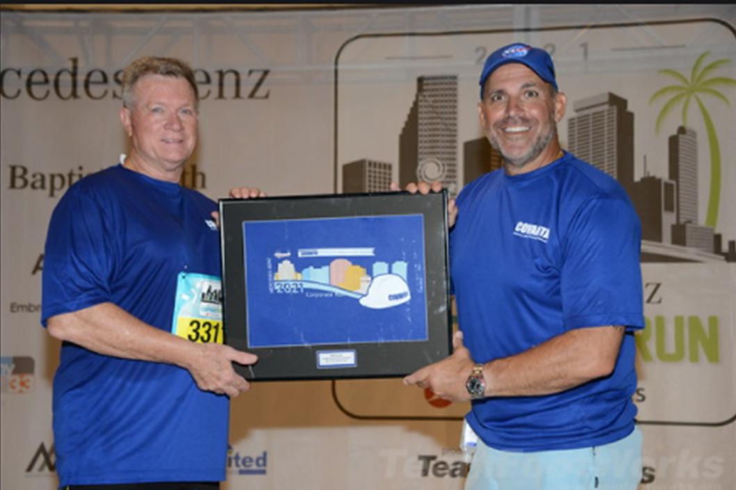 5K Run and T-Shirt Contest Winner