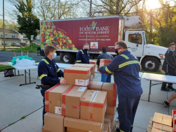 Food Donation Camden